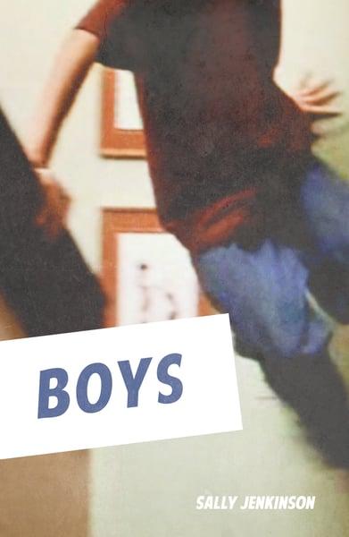 Image of Boys by Sally Jenkinson