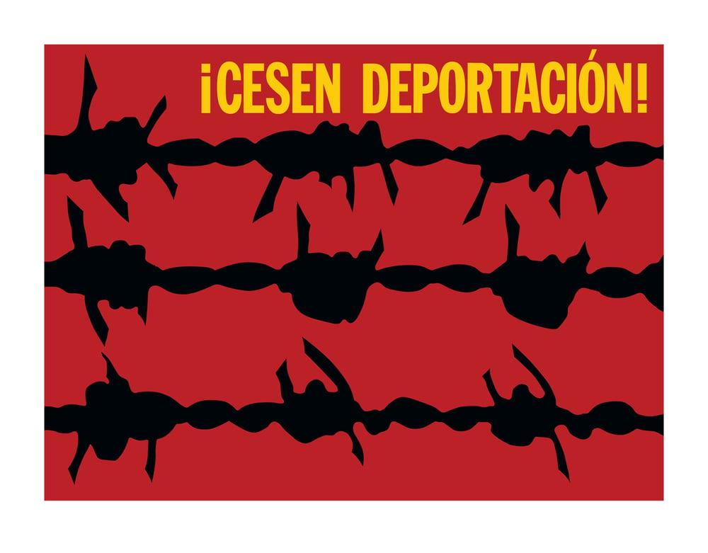 Image of Cesen Deportacion! (2011)