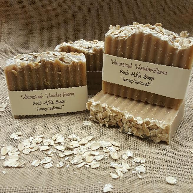 Image of Honey Oatmeal
