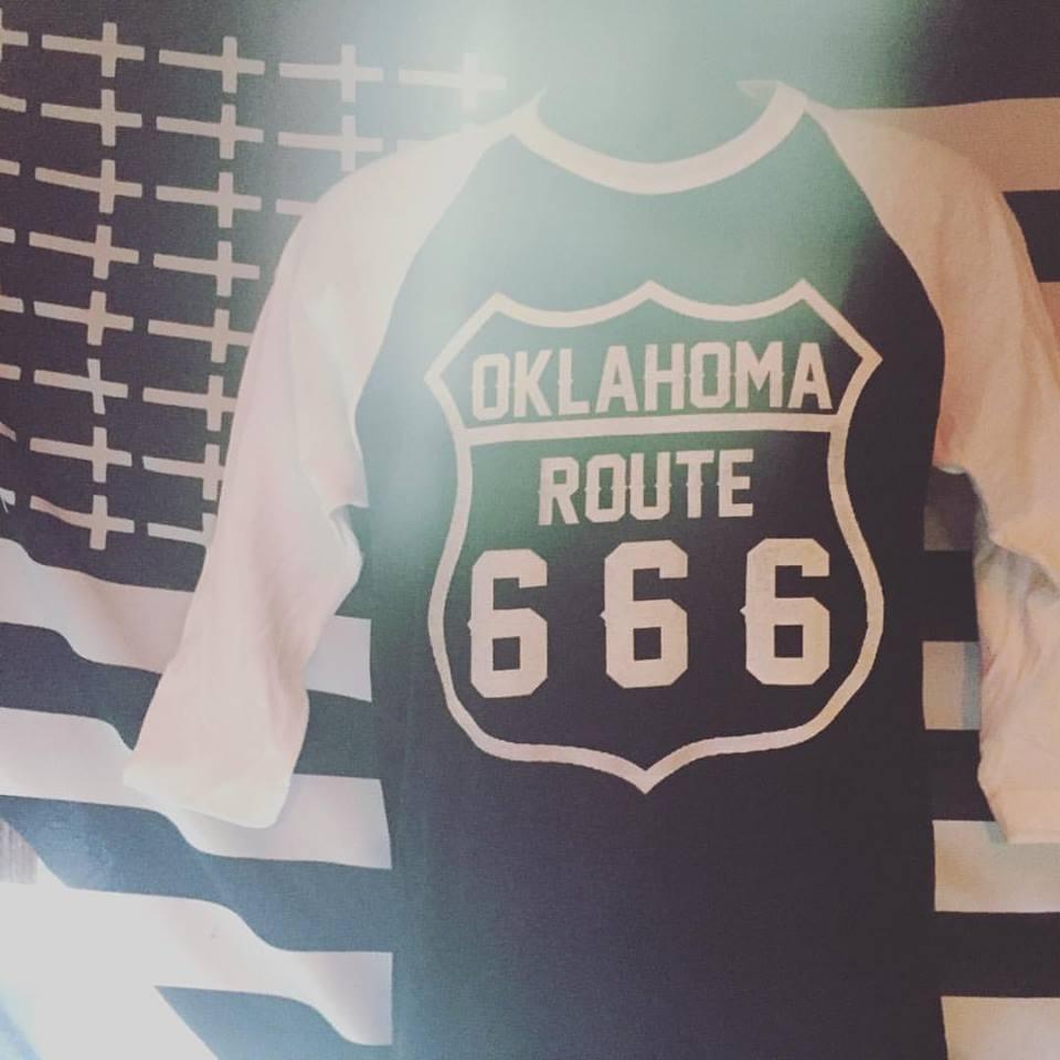 Image of ROUTE 666 Tees-Sweaters-Hoodies
