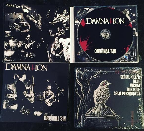 "Image of ""Original Sin"" five song EP"