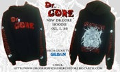 Image of New DR. GORE Hoodie