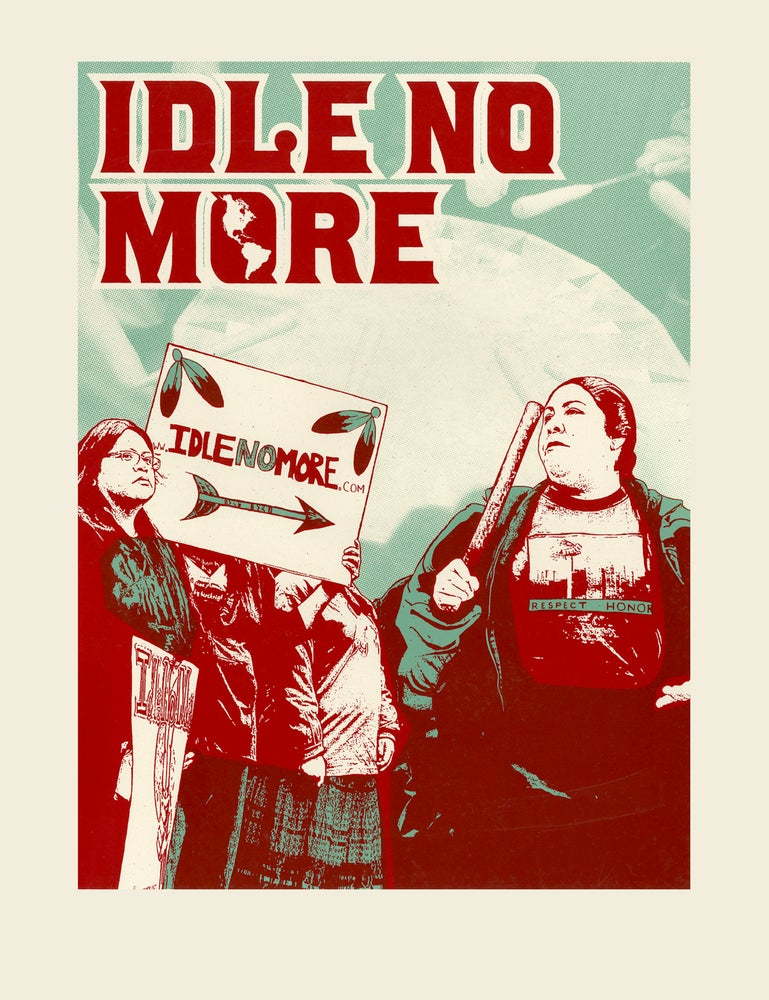 Image of Idle No More (2013)
