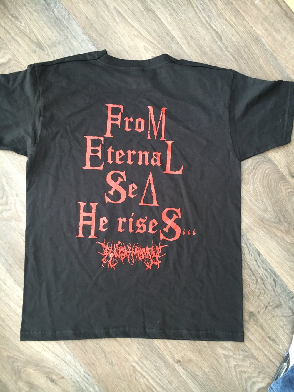 RELICS OF HUMANITY - You Have Been Warned T-Shirt