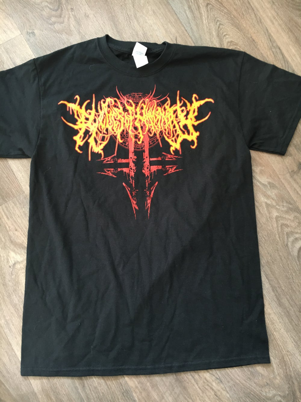 RELICS OF HUMANITY - The Worst Of You Was CRUFIFIED T-Shirt