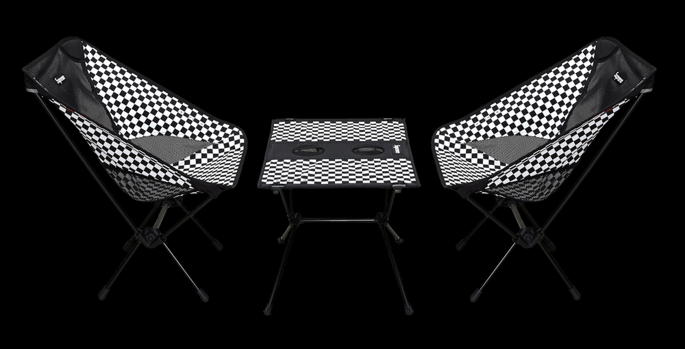 Image of 2016 Helinox Chair One & Ultralight Table