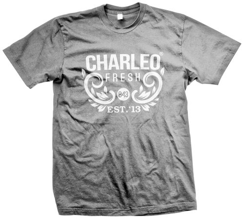 Image of The Original Charleo Fresh Vintage Tee (CLICK FOR MORE COLORS)