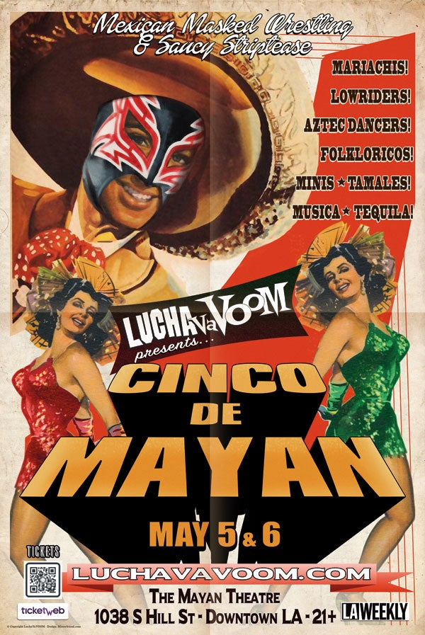 Image of Cinco de Mayan 2016 Poster