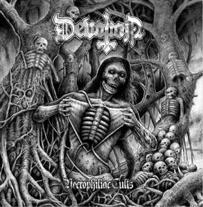 Image of DEVOTION-NECROPHILIAC CULTS CD