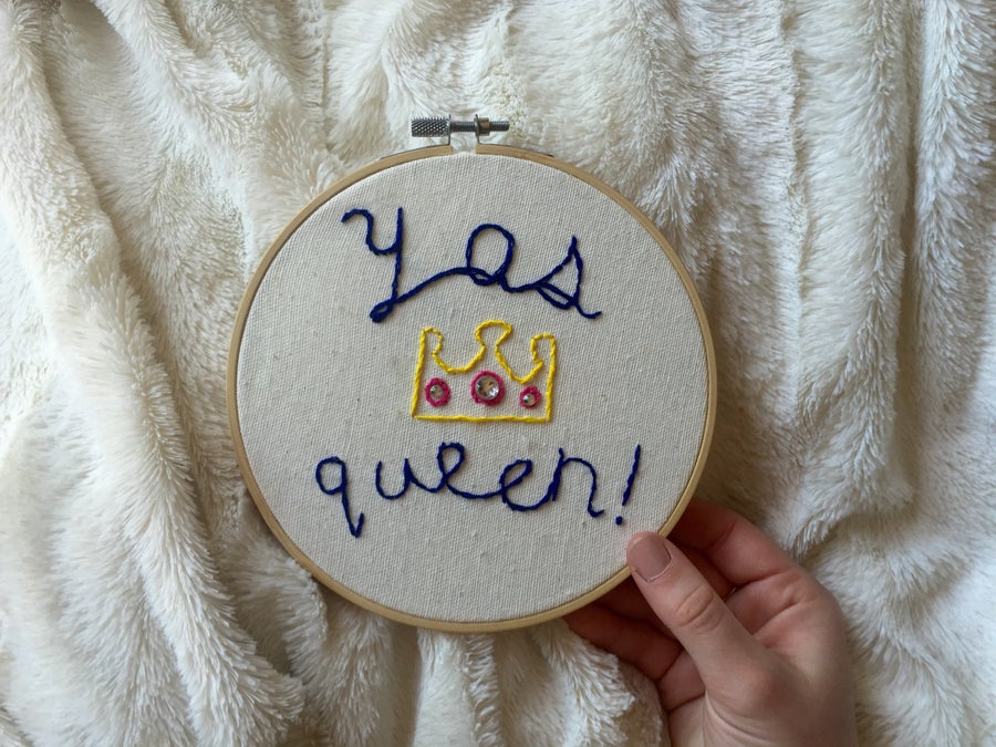 Image of YAS Queen