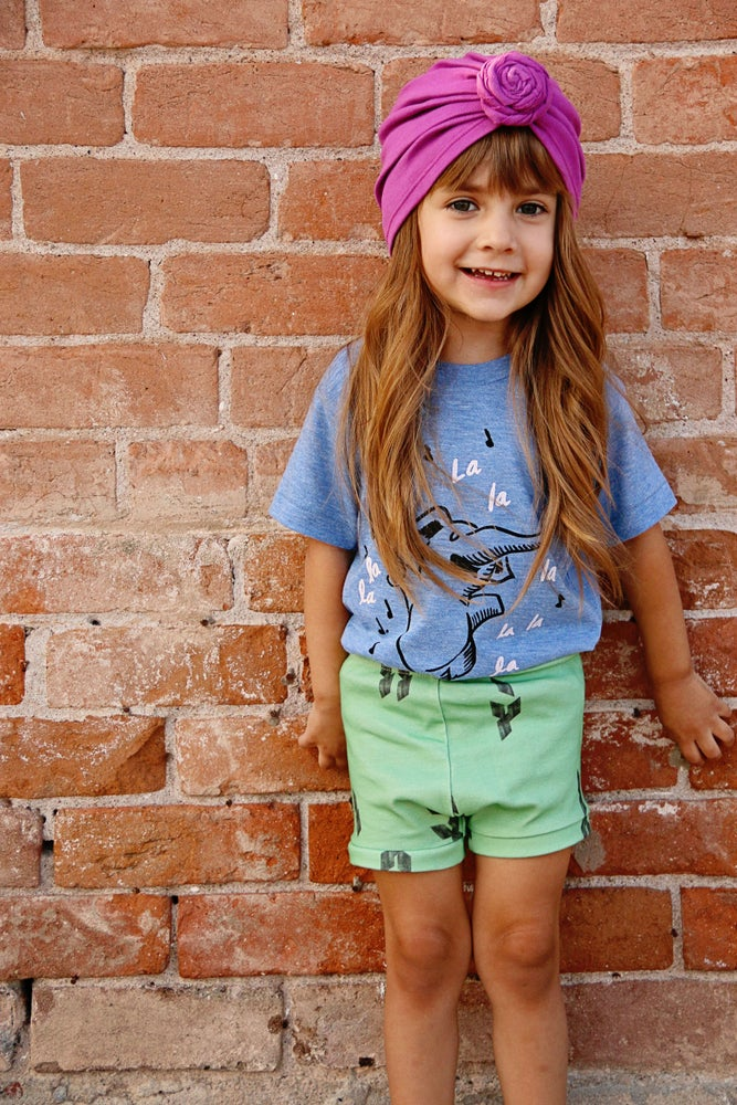 Image of ELEPHANT DANCE kids' tee