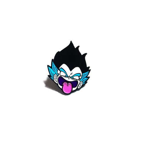 Image of Kamikaze Ghost Pin