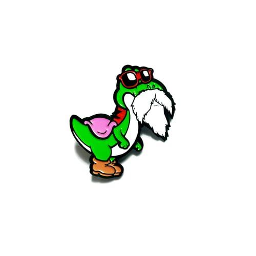 Image of Master Yoshi Pin
