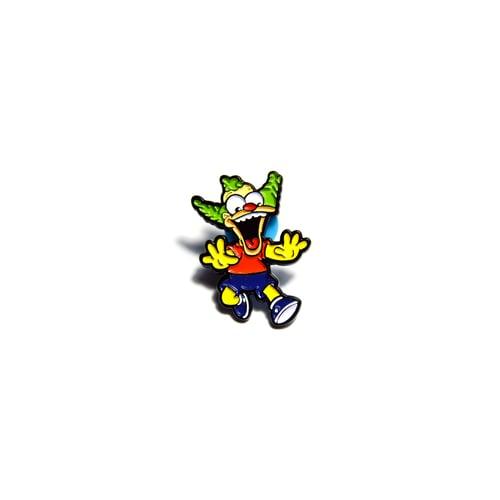Image of Krusty the Kid Pin