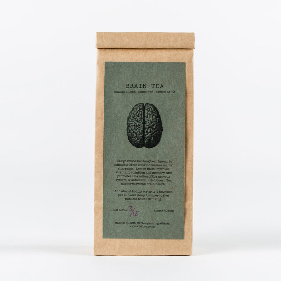 Image of Brain Tea