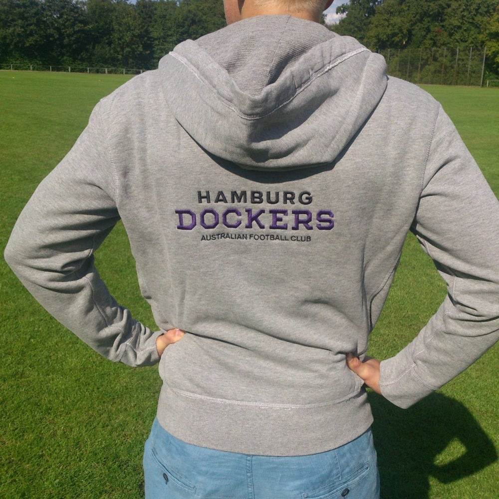 Image of Dockers Full-Zip Hoodie 'M&S'