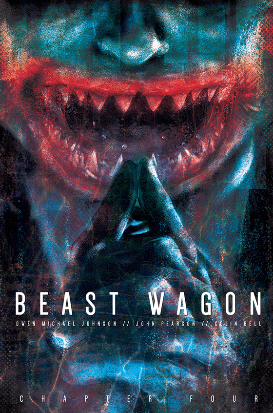 Image of BEAST WAGON #4