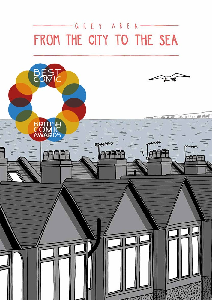 Grey Area: From The City To The Sea by Tim Bird