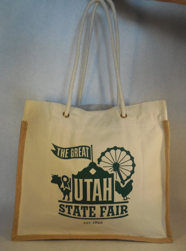 Image of Utah State Fair Tote Bag