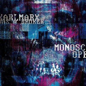 Image of Karl Marx Was a Broker - Monoscope LP - Black