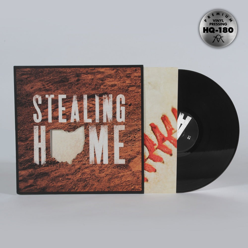 "Image of Stealing Home 12"" Vinyl (Black)"