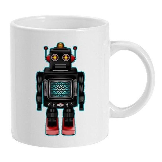 Image of Robot Mug
