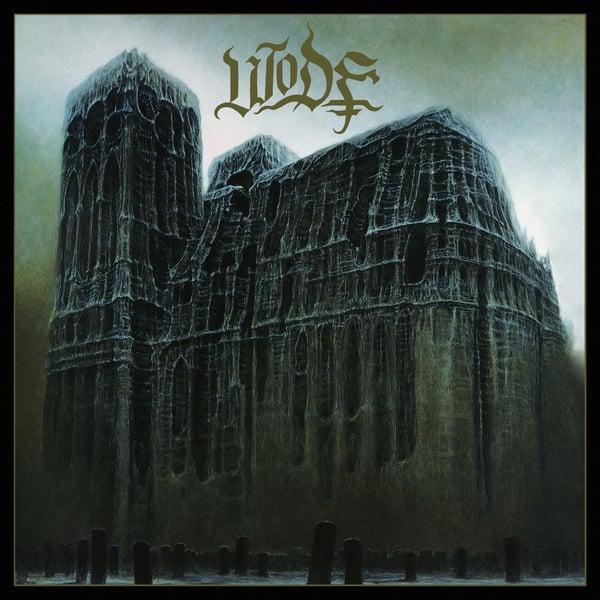 """Image of WODE """"s/t"""" CD"""