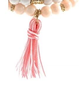 """Image of """"Coral"""" bracelet"""