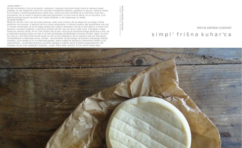 Image of simpl frišna kuharca
