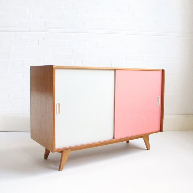 Image of Sideboard by Jiri Jiroutek C1960
