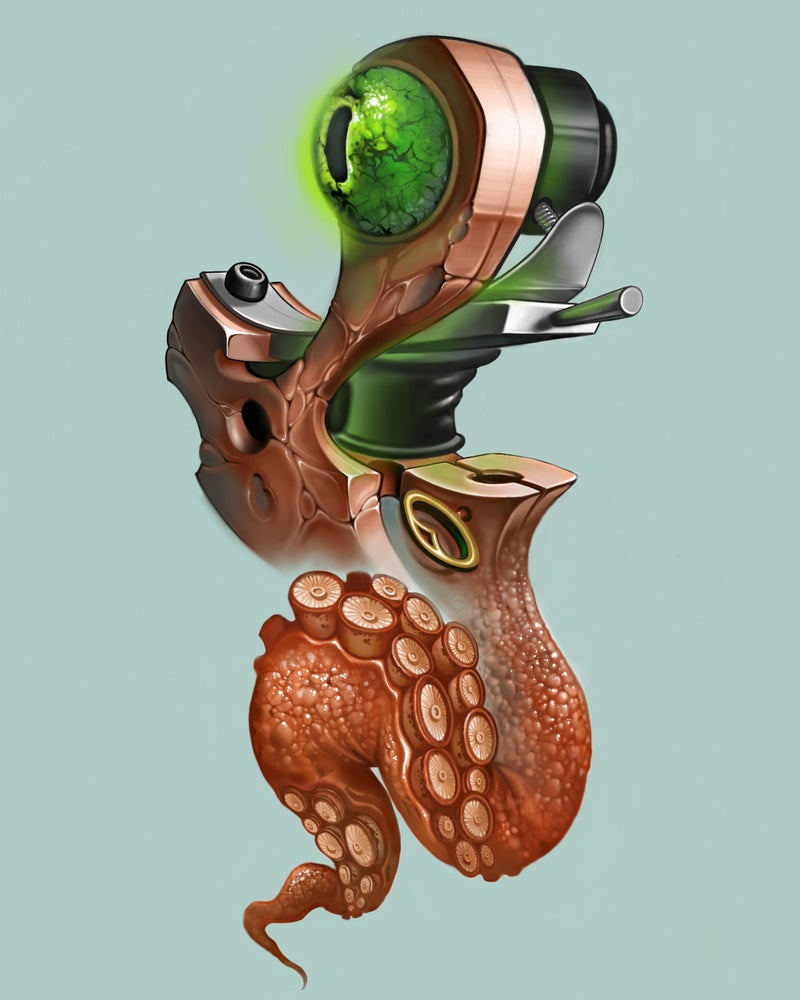 Image of Octo-tat-machine