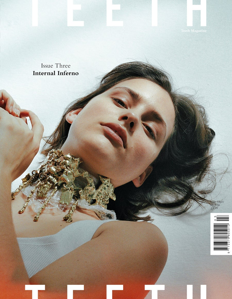 Image of Issue Three: Internal Inferno (Camilla Cover)