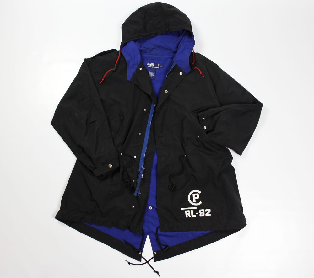 Image of Polo Ralph Lauren CP RL 92 Fishtail Sailing Parka
