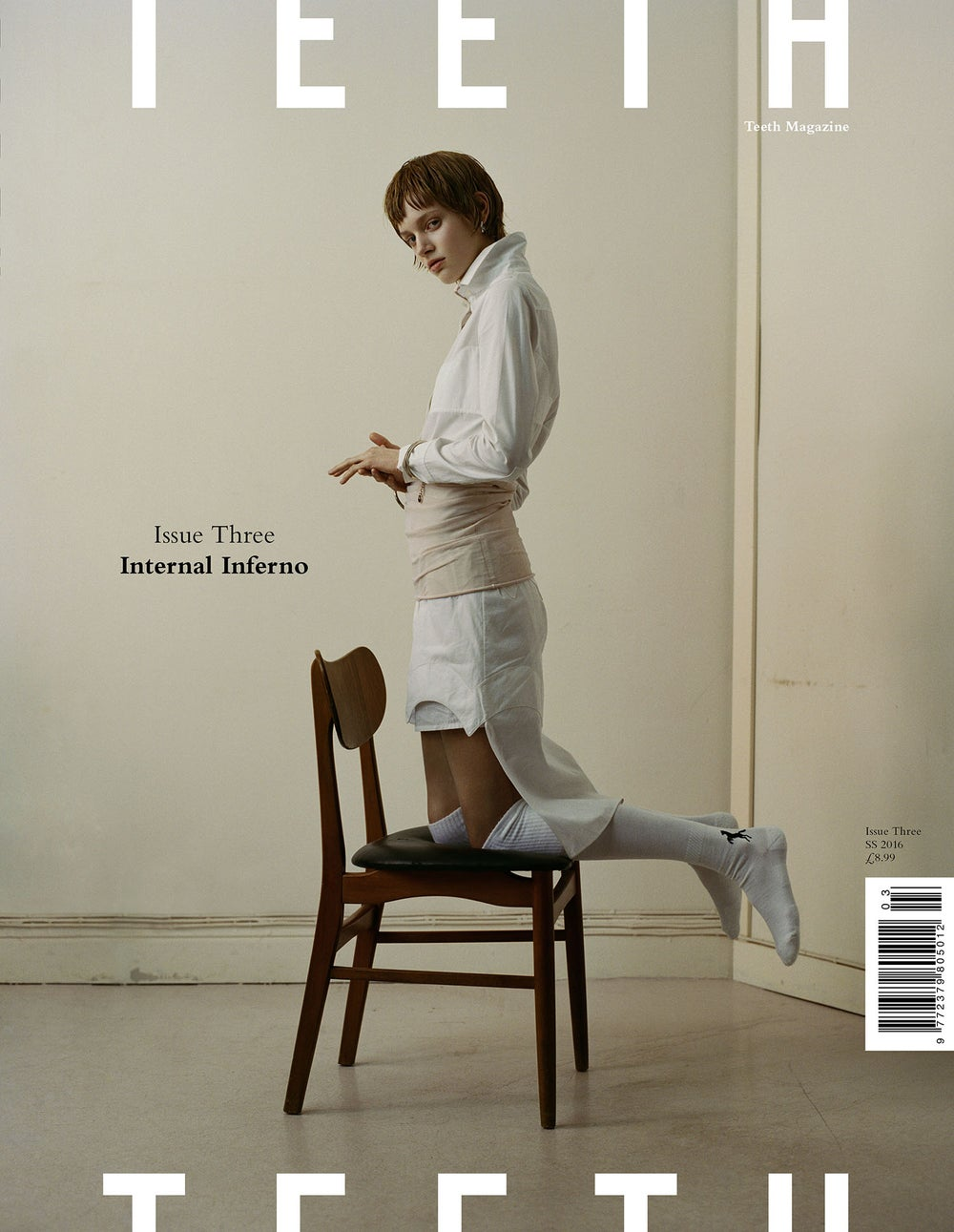 Image of Issue Three: Internal Inferno (Anders Cover)