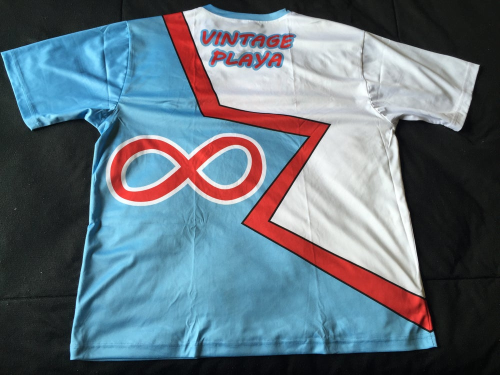 "Image of Tribe short sleeve soccer jersey ""HTOWN"""
