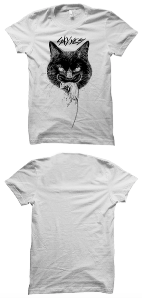 Image of Say Yes Cat and Mouse Tee