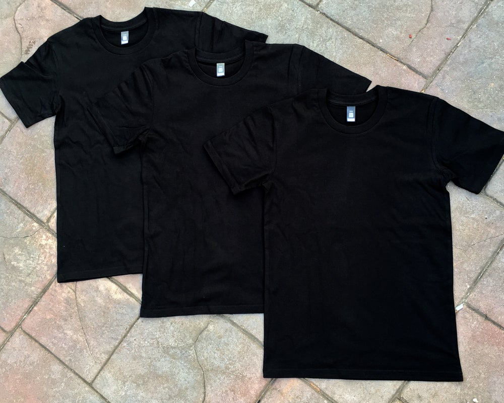Image of 3 x AS Colour Staple tees.