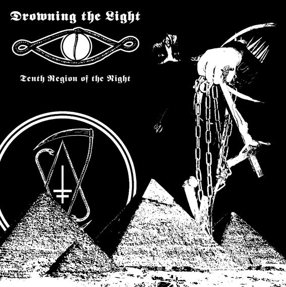 "Image of Drowning the Light - ""Tenth Region of the Night"" CD"