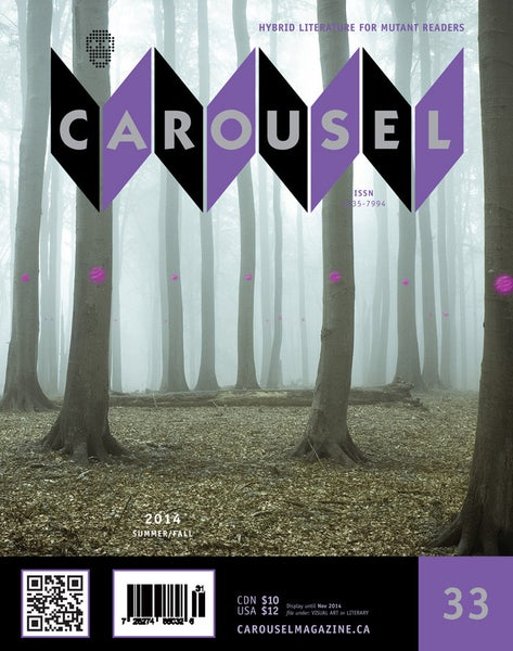 Image of CAROUSEL 33 (Fall 2014)