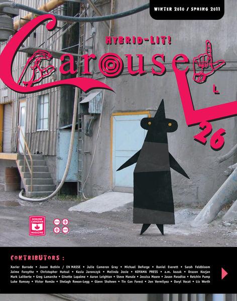 Image of CAROUSEL 26 (Spring 2011)
