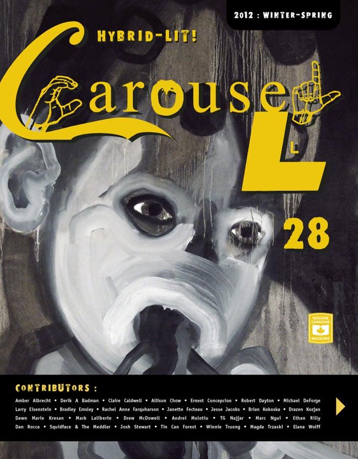 Image of CAROUSEL 28 (Spring 2012)