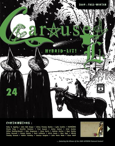 Image of CAROUSEL 24 (Spring 2010)