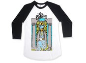 Image of No Sinner baseball T