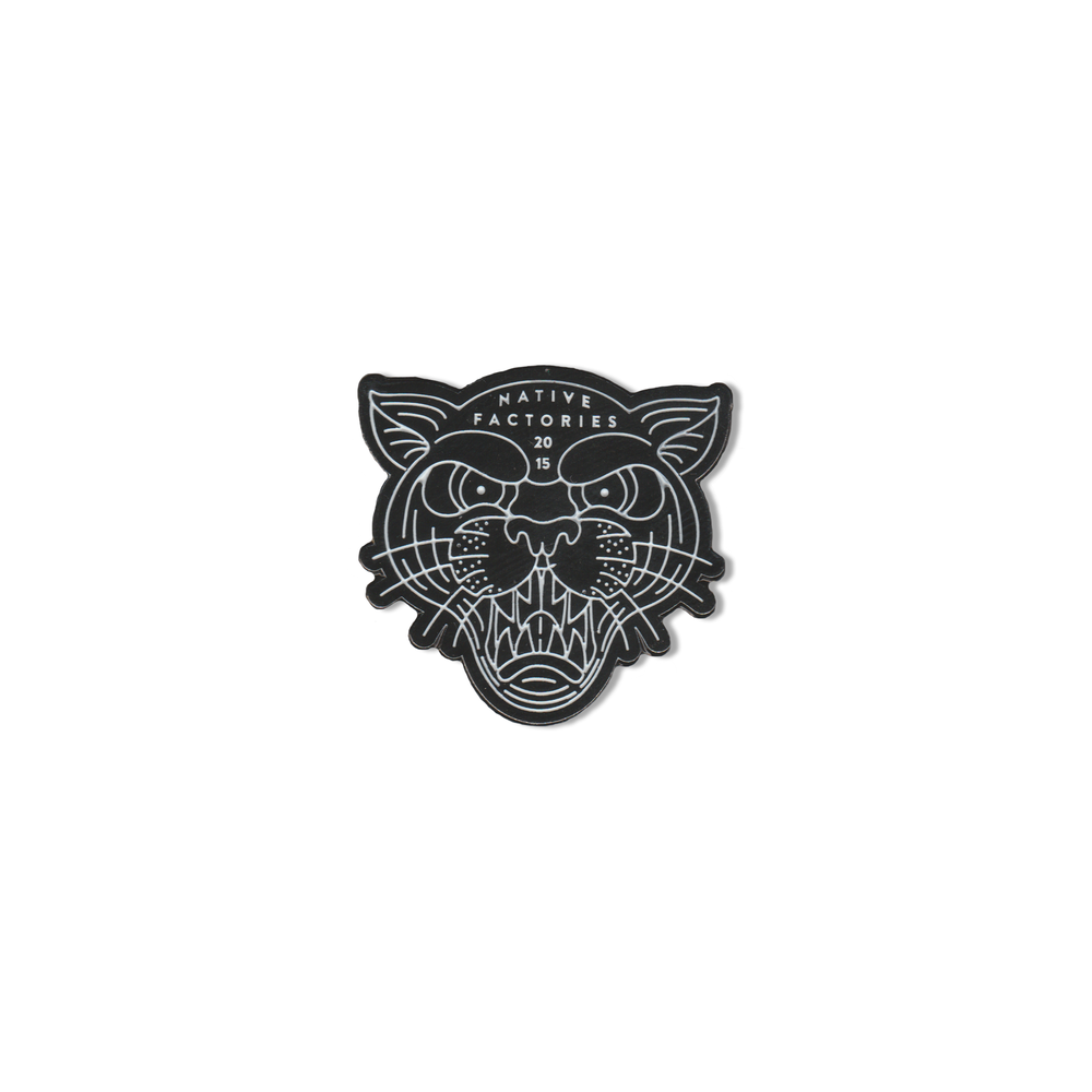 Image of Panther Lapel