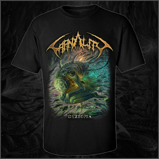 "Image of Carnality ""Dystopia"" T-Shirt"
