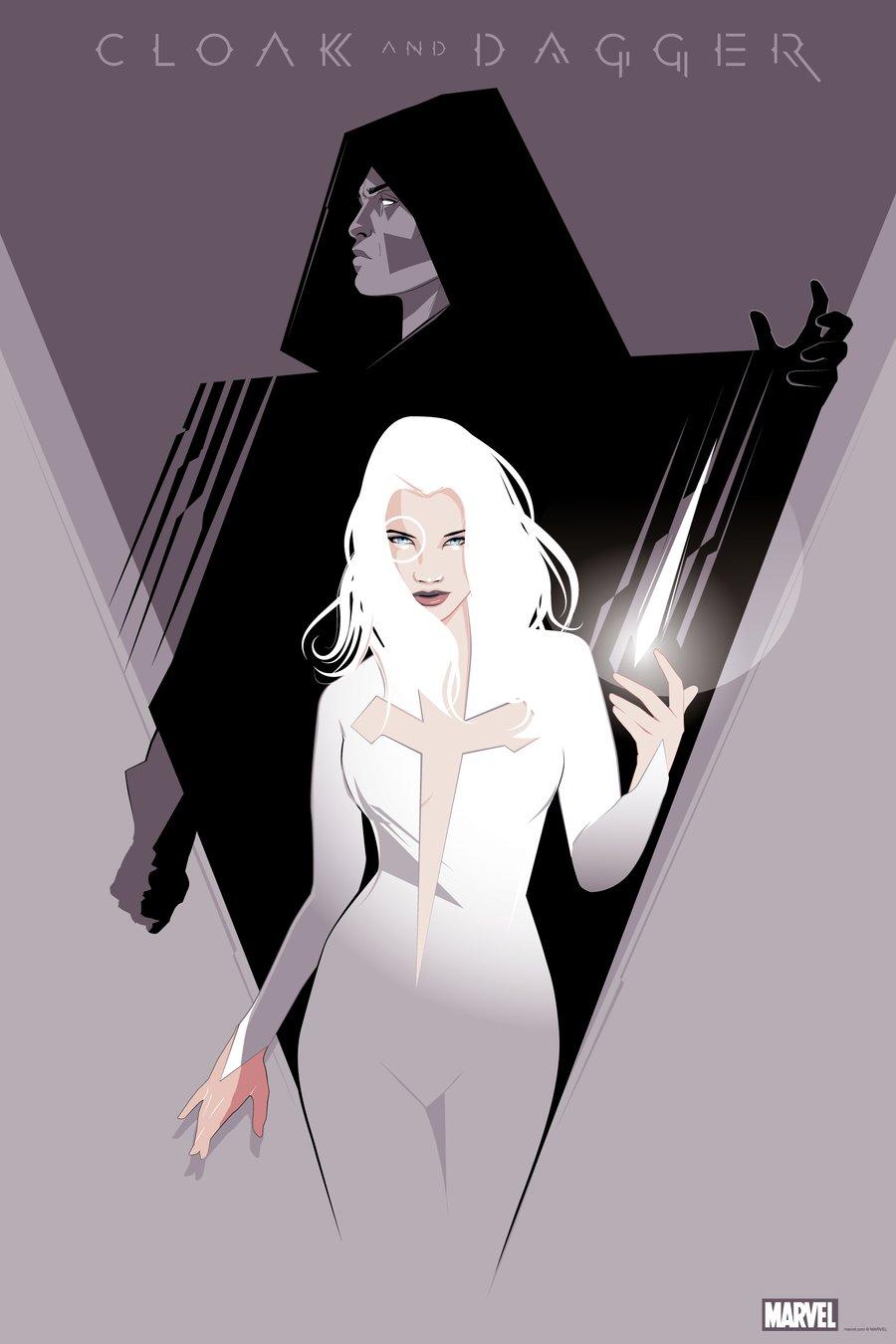 Image of Cloak & Dagger