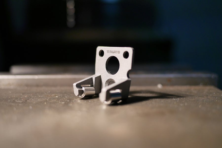 Image of Ti Parts Workshop Bearing Titanium Chain Pusher