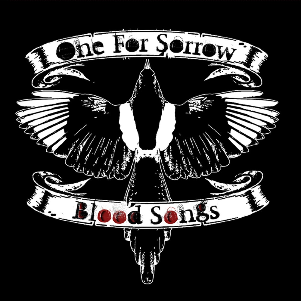 Image of One For Sorrow - Blood Songs CD Album