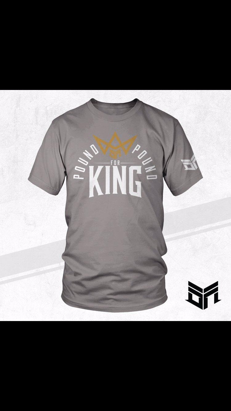Image of P4PK - Gray with Metallic Gold Crown