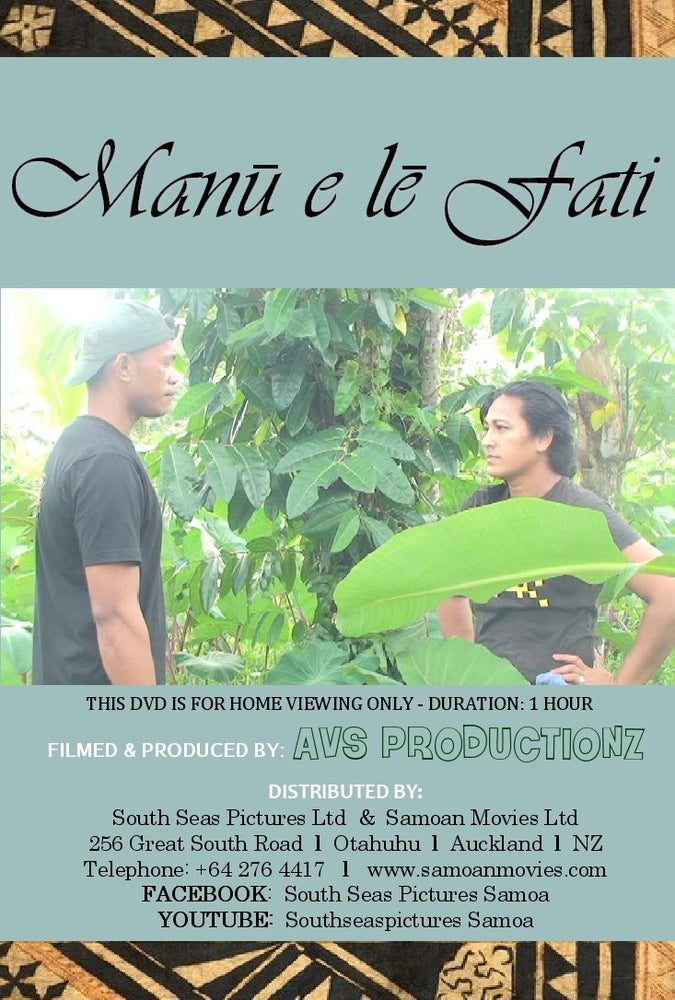 Image of NEW MOVIE - MANU E LE FATI